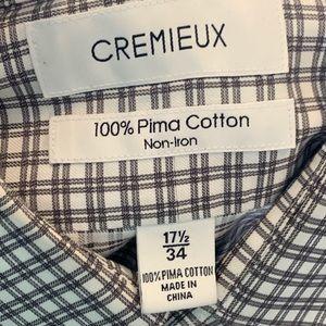 Daniel Cremieux Shirts - 💰Cremieux button up long sleeve 17.5